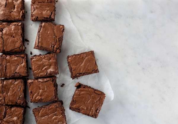 Recette réconfortante facile: des brownies à la patate douce pour des yeux en santé