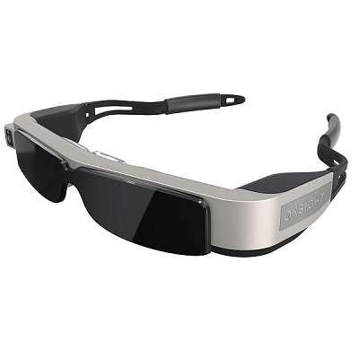 Lunettes de réalité augmentée pour les malvoyants | Visique