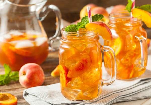 Peach Goodness Juice Recipe