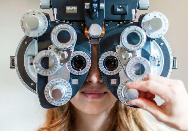 Votre examen de la vue : qu'est-ce qu'un phoroptère?