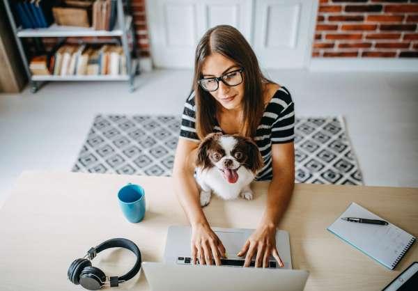 Le Travail à Distance: Cinq Façons de s'Adapter au Télétravail Pour Vous et Votre Vision