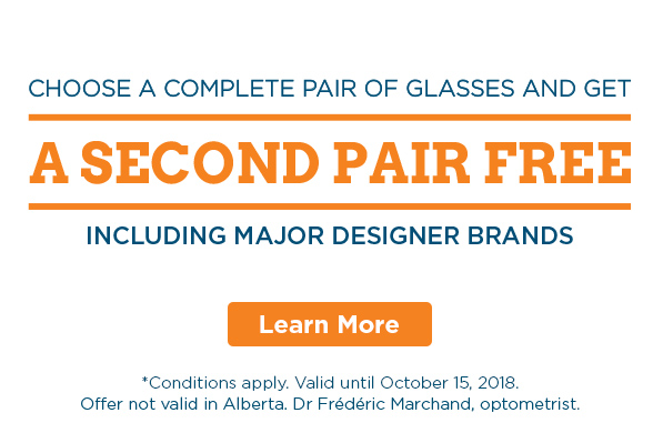 Second Pair Fall Promotion