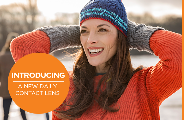 New PRECISION1® Daily Contact Lenses offer precise vision, dependable comfort and ease of handling like you've never seen before.
