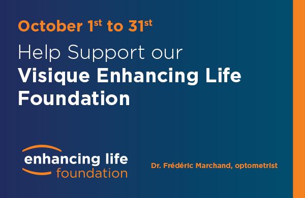 Like us today, enhance a life tomorrow.