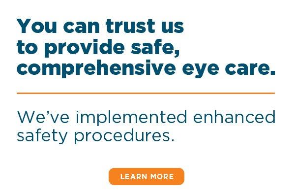 Visique offers a safe clinic environment