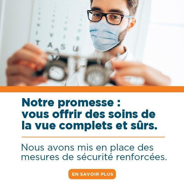 Visique offre un environnement clinique sécuritaire
